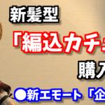 【FF14】ヘアカタログ:編込カチューシャを購入しました!
